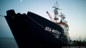 """""""Sea-Watch 4"""" startet ersten Rettungseinsatz"""