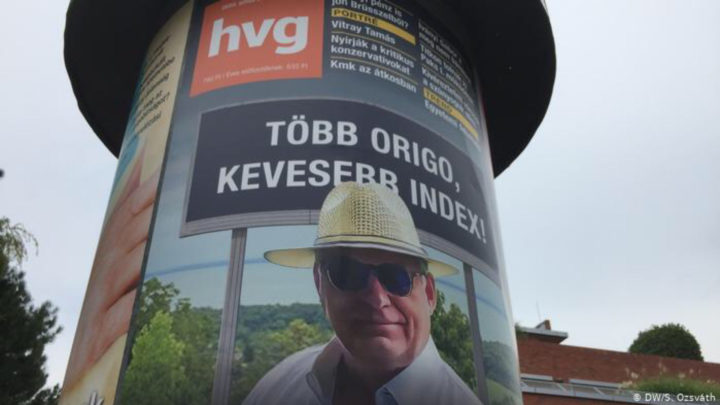 """Ungarn: """"Wir machen Journalismus der Holzklasse"""""""