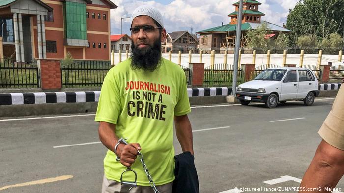 Journalists under threat: August's 10 most urgent cases