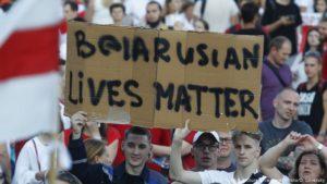 Erneut Tausende Belarussen auf der Straße