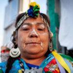 Los indígenas mapuches advirtieron: «La violencia es un monstruo que engendra odio y represión».