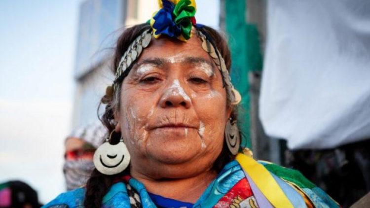 mapuche- Paula Acunzo para Pressenza