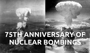 75th Anniversary Of Nuclear Bombings