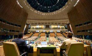 Si Trump lanza su último hurra en una ONU vacía, ¿sonará?