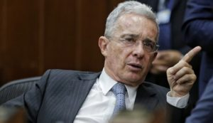 Décision historique en Colombie contre un ancien président