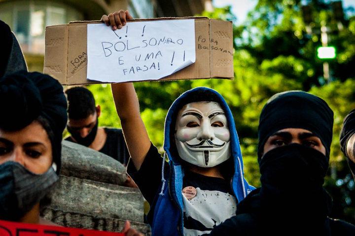 O racismo e a intolerância voltam à moda no Brasil de Bolsonaro