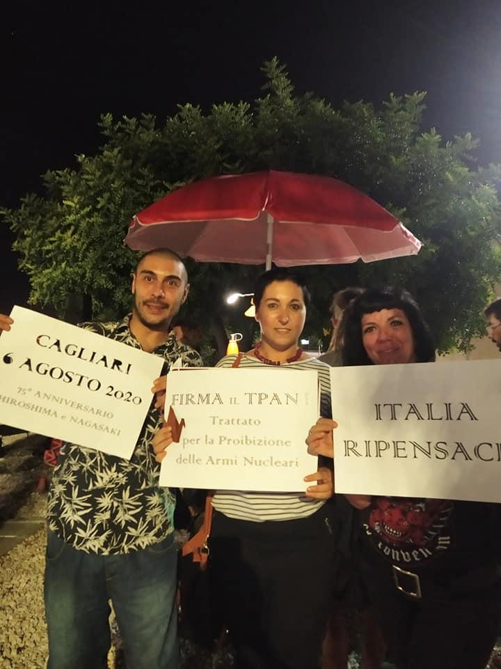 Cagliari-6 Agosto 2020 a Su Siccu