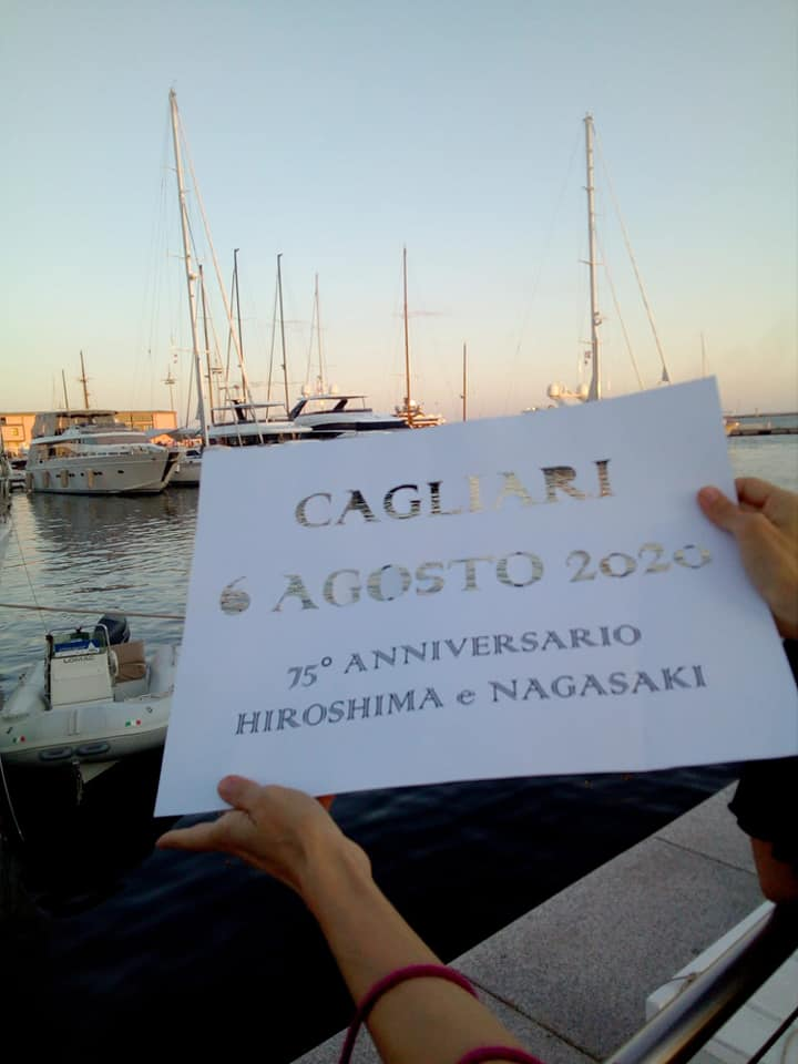 Cagliari-6 Agosto 2020 al Porto 1