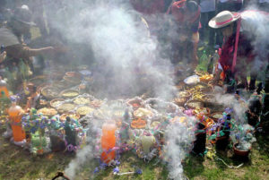 Día de la Pachamama en tiempos de pandemia