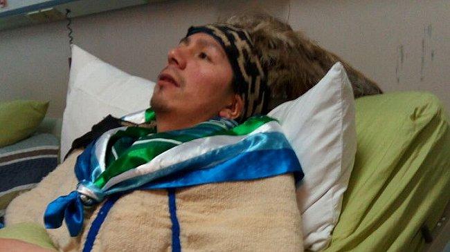 Chili. Les paroles d'adieux du Machi Celestino Córdova