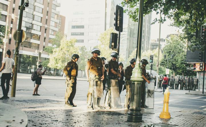Chiles Kampf um Würde - Hasta que la dignidad se haga costumbre*