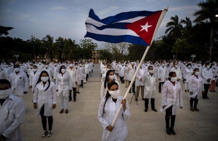 Why Cuban Doctors Deserve the Nobel Peace Prize