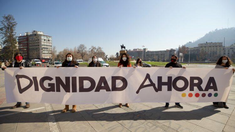Dignidad Ahora: lanzan nueva plataforma política social para transformar Chile