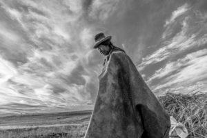 Las conmovedoras fotografías de Daniel Lagares en el Altiplano de la Quinua