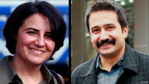 Profondo rammarico per la morte di Ebru Timtik