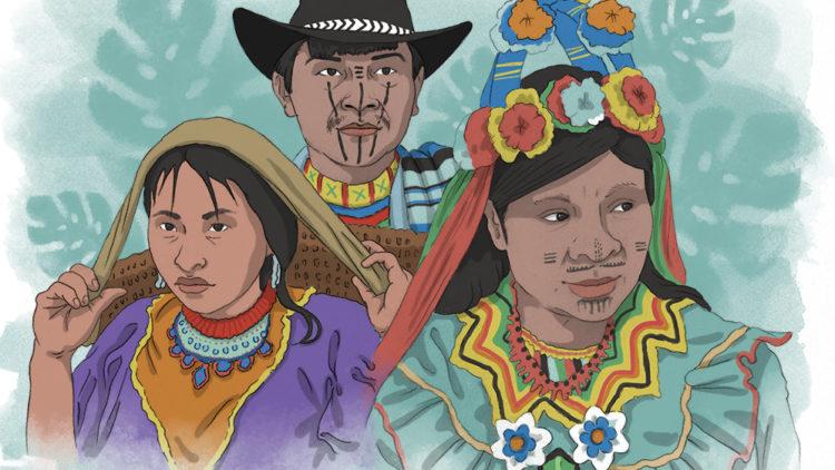 Pueblos Indígenas del Chocó