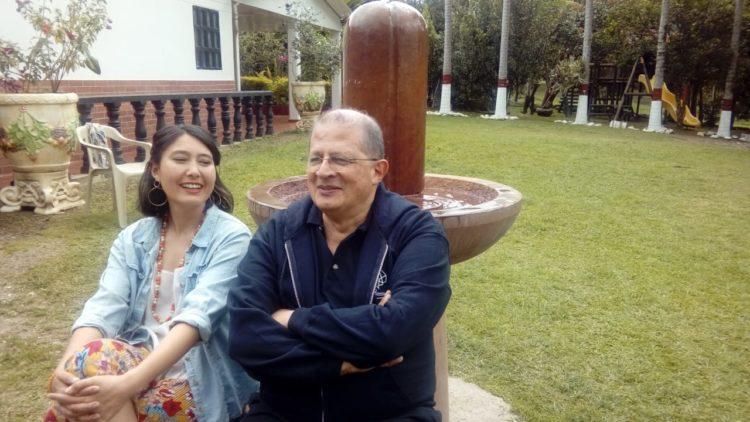 Tanya Hirsch y Enrique Nassar - Pressenza