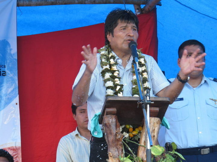 Why U.S. Political Scientists Are Arguing That Evo Morales Should Be the President of Bolivia