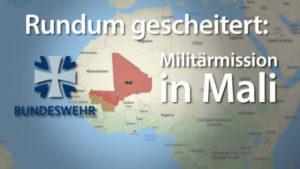 Rundum gescheitert: Militärmission in Mali