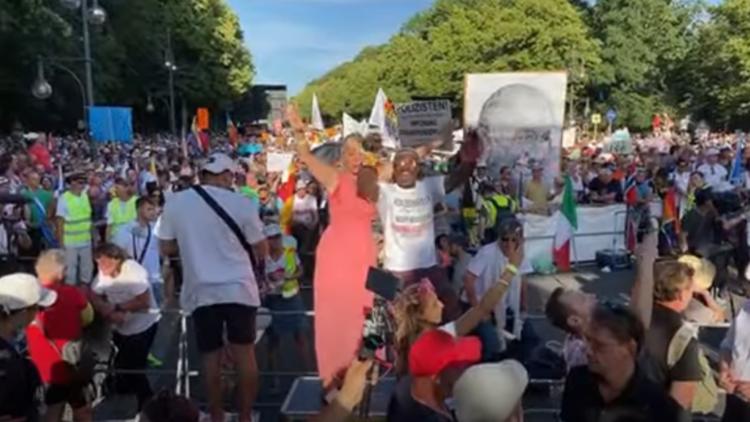 """Fehlerhafte Berichterstattung anlässlich der Großdemonstration """"Tag der Freiheit"""" am 01. August 2020 in Berlin"""