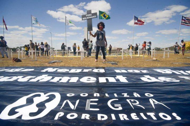 Fora Bolsonaro.Brasilia 120820-Coalizão Negra por direitos2