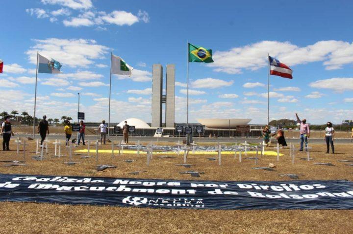 Fora Bolsonaro.Brasilia 120820-Coalizão Negra por direitos5