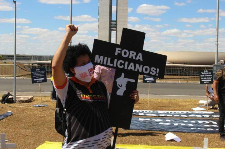 Fora Bolsonaro.Brasilia 120820-Coalizão Negra por direitos6
