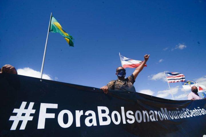 Fora Bolsonaro.Brasilia 120820-Coalizão Negra por direitos7
