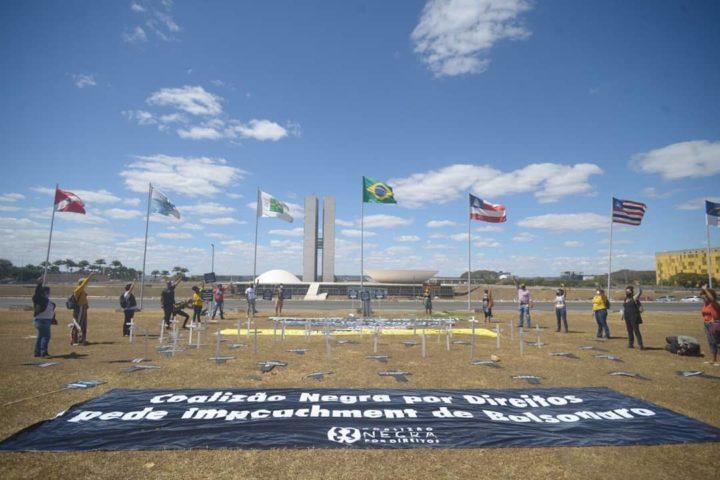 Fora Bolsonaro.Brasilia 120820-Coalizão Negra por direitos9