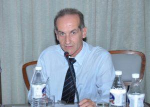 Hugo Novotny: «Basta de armamentismo y violencias»