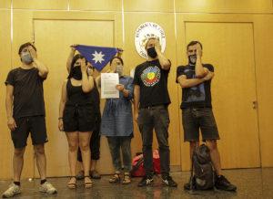 «Cabildo Berlín» Adhiere a las Demandas del Pueblo – Nación Mapuche y entrega carta al consulado