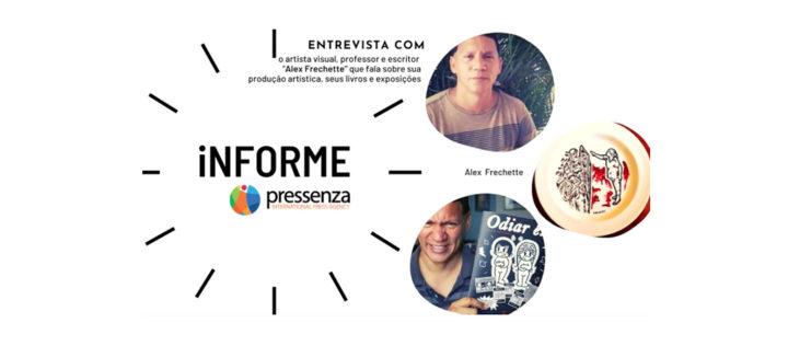 informePressenza | Alex Frechette