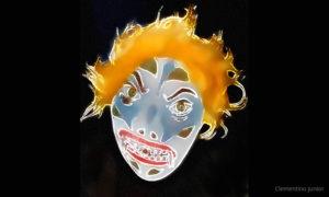 Máscaras. Parte 2. O Clóvis