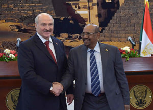 Belarus and the Lessons from Sudan