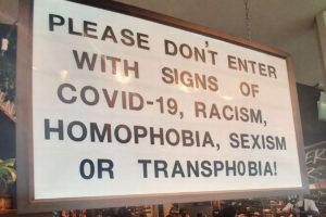 Transfobia, omofobia: anche Lush nel mirino di fobici e odiatori