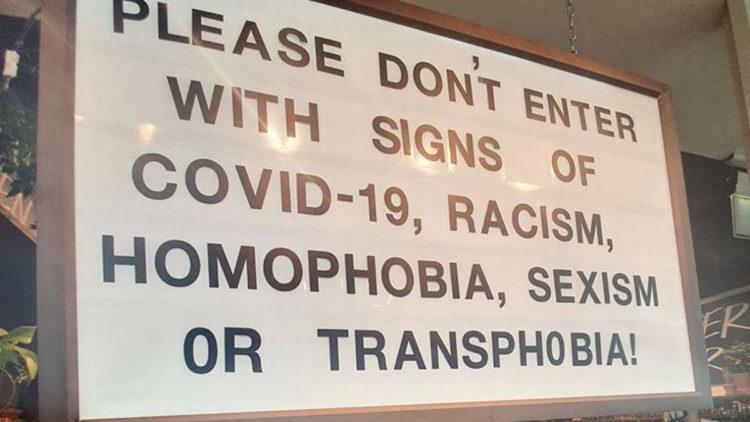 Transfobia, omofobia
