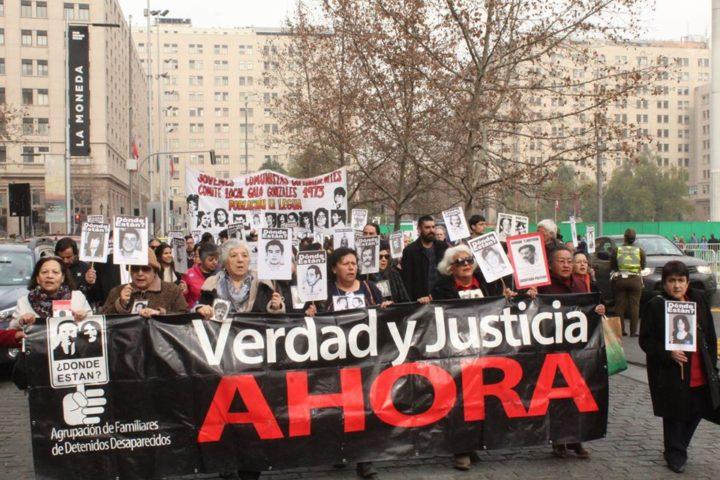 Verdad, justicia y memoria histórica en Chile, treinta años después