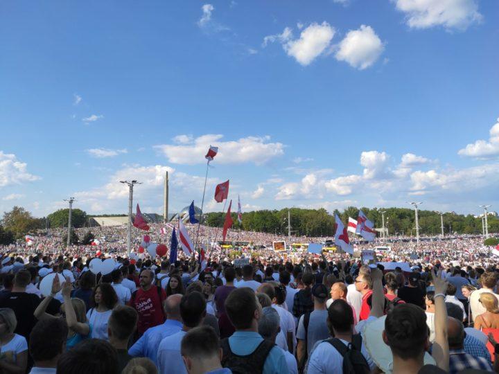Ο έλεγχος της Λευκορωσίας είναι μεγάλη υπόθεση για τη Λευκή Δύση
