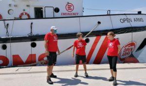 Emergency e Open Arms insieme per una nuova missione nel Mediterraneo