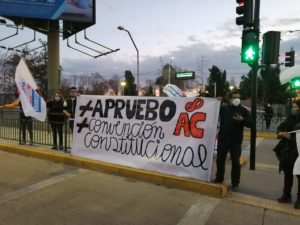 Chile: comenzó campaña por Plebiscito de octubre