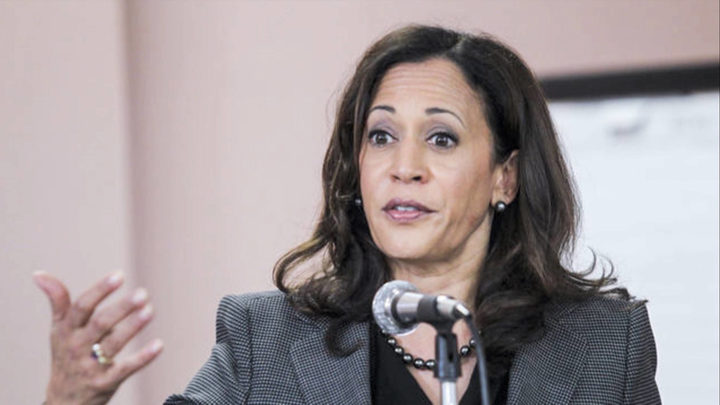 Kamala Harris Stands on the Shoulders of Great Women