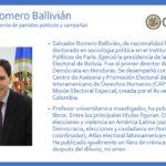 Salvador Romero del Tribunal Supremo Electoral de Bolivia vinculado a USAID y CIA