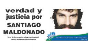 Argentina, omicidio Maldonado: indagato l'ex capo di gabinetto di Patricia Bullrich