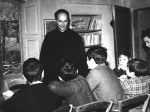A scuola con Don Milani: una testimonianza diretta