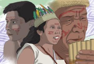 El despojo territorial extingue a los indígenas de la Orinoquía: Elizabeth Apolinar