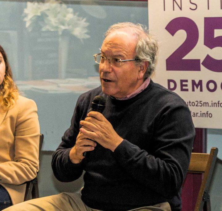 """Hirsch por cuenta pública presidencial en Chile: """"Lamento que el Presidente se aplauda a sí mismo"""""""
