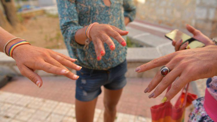 Ser trans en el CETI de Ceuta