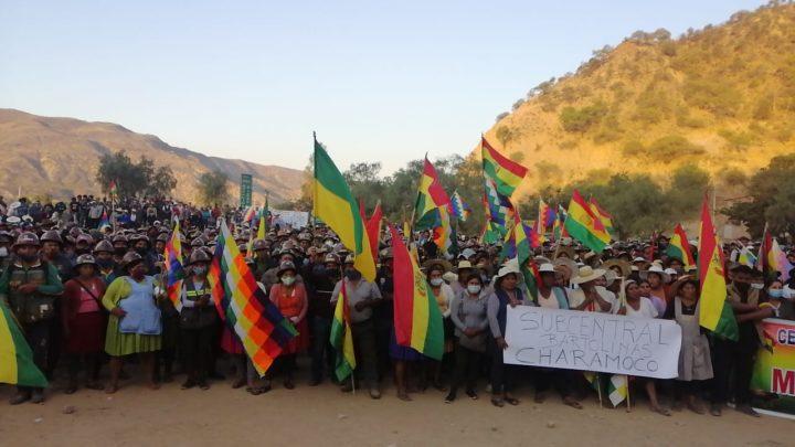 Drammatica situazione in Bolivia. Evo avverte di un imminente massacro