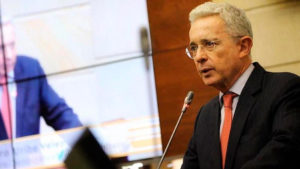 Of all the crimes that haunt him, Alvaro Uribe has been arrested for the least serious