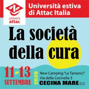 La società della cura: l'università estiva di Attac 2020